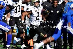 Gallery NCAA FTBL: Central Connecticut 52 vs. Bryant 14