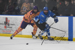 NCAA Hockey - Post University 3 vs. Assumption College 2 - Photo (103)