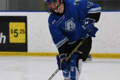 NCAA Hockey - Post University 3 vs. Assumption College 2 - Photo (14)