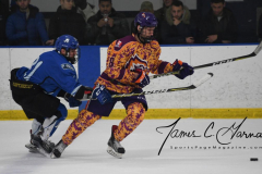 NCAA Hockey - Post University 3 vs. Assumption College 2 - Photo (178)