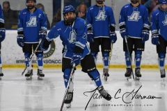 NCAA Hockey - Post University 3 vs. Assumption College 2 - Photo (20)