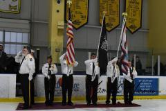 NCAA Hockey - Post University 3 vs. Assumption College 2 - Photo (30)