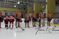 NCAA Hockey - Post University 3 vs. Assumption College 2 - Photo (32)
