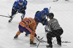 NCAA Hockey - Post University 3 vs. Assumption College 2 - Photo (43)