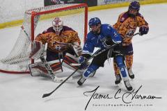 NCAA Hockey - Post University 3 vs. Assumption College 2 - Photo (47)
