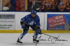 NCAA Hockey - Post University 3 vs. Assumption College 2 - Photo (48)