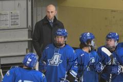 NCAA Hockey - Post University 3 vs. Assumption College 2 - Photo (56)