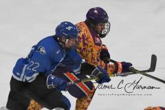 NCAA Hockey - Post University 3 vs. Assumption College 2 - Photo (58)