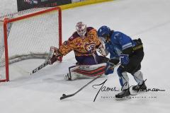 NCAA Hockey - Post University 3 vs. Assumption College 2 - Photo (59)