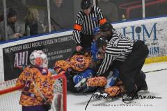 NCAA Hockey - Post University 3 vs. Assumption College 2 - Photo (60)
