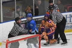 NCAA Hockey - Post University 3 vs. Assumption College 2 - Photo (61)