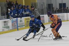 NCAA Hockey - Post University 3 vs. Assumption College 2 - Photo (68)