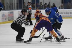 NCAA Hockey - Post University 3 vs. Assumption College 2 - Photo (71)