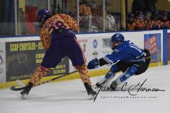 NCAA Hockey - Post University 3 vs. Assumption College 2 - Photo (72)