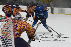NCAA Hockey - Post University 3 vs. Assumption College 2 - Photo (73)