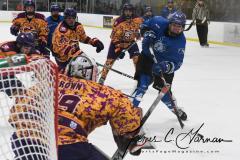 NCAA Hockey - Post University 3 vs. Assumption College 2 - Photo (74)