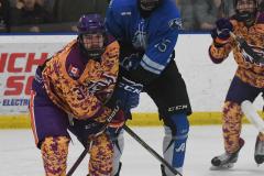 NCAA Hockey - Post University 3 vs. Assumption College 2 - Photo (85)
