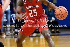 Gallery NCAA MBSK: Central Connecticut 59 vs. Hartford 74