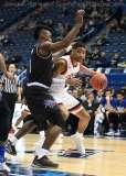 NCAA Men's Basketball - AAC Tournament QF's - #2 Cincinnati 80 vs. #7 Tulsa 61 (18)
