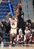 NCAA Men's Basketball - AAC Tournament QF's - #2 Cincinnati 80 vs. #7 Tulsa 61 (19)