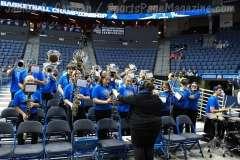 NCAA Men's Basketball - AAC Tournament QF's - #2 Cincinnati 80 vs. #7 Tulsa 61 (2)