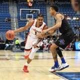 NCAA Men's Basketball - AAC Tournament QF's - #2 Cincinnati 80 vs. #7 Tulsa 61 (24)