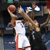 NCAA Men's Basketball - AAC Tournament QF's - #2 Cincinnati 80 vs. #7 Tulsa 61 (25)