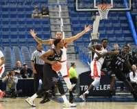 NCAA Men's Basketball - AAC Tournament QF's - #2 Cincinnati 80 vs. #7 Tulsa 61 (30)