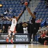 NCAA Men's Basketball - AAC Tournament QF's - #2 Cincinnati 80 vs. #7 Tulsa 61 (31)