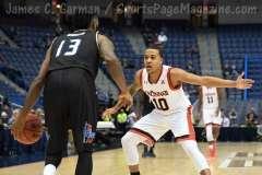 NCAA Men's Basketball - AAC Tournament QF's - #2 Cincinnati 80 vs. #7 Tulsa 61 (35)