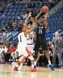 NCAA Men's Basketball - AAC Tournament QF's - #2 Cincinnati 80 vs. #7 Tulsa 61 (36)