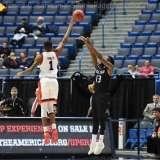 NCAA Men's Basketball - AAC Tournament QF's - #2 Cincinnati 80 vs. #7 Tulsa 61 (37)