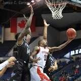 NCAA Men's Basketball - AAC Tournament QF's - #2 Cincinnati 80 vs. #7 Tulsa 61 (38)