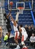 NCAA Men's Basketball - AAC Tournament QF's - #2 Cincinnati 80 vs. #7 Tulsa 61 (41)