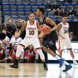 NCAA Men's Basketball - AAC Tournament QF's - #2 Cincinnati 80 vs. #7 Tulsa 61 (45)