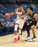 NCAA Men's Basketball - AAC Tournament QF's - #2 Cincinnati 80 vs. #7 Tulsa 61 (46)