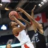NCAA Men's Basketball - AAC Tournament QF's - #2 Cincinnati 80 vs. #7 Tulsa 61 (47)