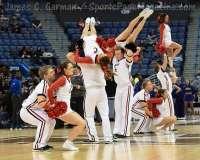 NCAA Men's Basketball - AAC Tournament QF's - #2 Cincinnati 80 vs. #7 Tulsa 61 (48)