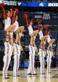 NCAA Men's Basketball - AAC Tournament QF's - #2 Cincinnati 80 vs. #7 Tulsa 61 (49)