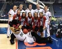 NCAA Men's Basketball - AAC Tournament QF's - #2 Cincinnati 80 vs. #7 Tulsa 61 (5)