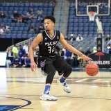 NCAA Men's Basketball - AAC Tournament QF's - #2 Cincinnati 80 vs. #7 Tulsa 61 (50)