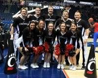 NCAA Men's Basketball AAC Tournament Finals - #1 SMU 71 vs. #2 Cincinnati 56 (11)