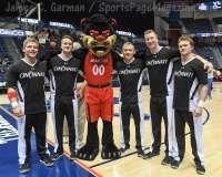 NCAA Men's Basketball AAC Tournament Finals - #1 SMU 71 vs. #2 Cincinnati 56 (15)