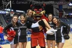 NCAA Men's Basketball AAC Tournament Finals - #1 SMU 71 vs. #2 Cincinnati 56 (16)