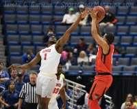 NCAA Men's Basketball AAC Tournament Finals - #1 SMU 71 vs. #2 Cincinnati 56 (24)