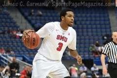 NCAA Men's Basketball AAC Tournament Finals - #1 SMU 71 vs. #2 Cincinnati 56 (26)