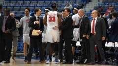 NCAA Men's Basketball AAC Tournament Finals - #1 SMU 71 vs. #2 Cincinnati 56 (31)