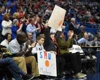 NCAA Men's Basketball AAC Tournament Finals - #1 SMU 71 vs. #2 Cincinnati 56 (33)