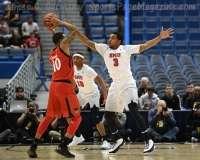 NCAA Men's Basketball AAC Tournament Finals - #1 SMU 71 vs. #2 Cincinnati 56 (36)