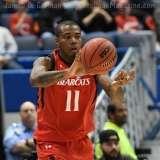 NCAA Men's Basketball AAC Tournament Finals - #1 SMU 71 vs. #2 Cincinnati 56 (38)